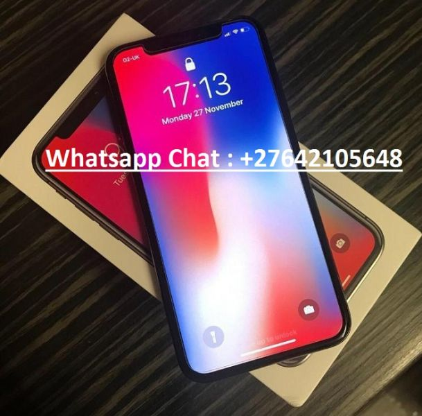 Apple iPhone X 64GB costo €445 e Apple iPhone X 256GB per  €500