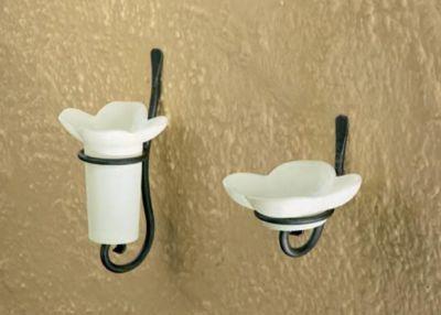 Arredo bagno in ferro battuto - Mobile bagno ferro battuto ...