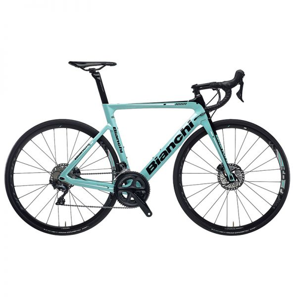 2020 Bianchi Aria Ultegra Disc Road Bike (IndoRacycles)