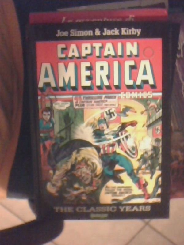 Capitan America-Joe Simon & Jack Kirby The classic years vol. 2