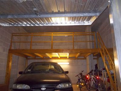 Sistemazione garage for Come costruire un garage distaccato