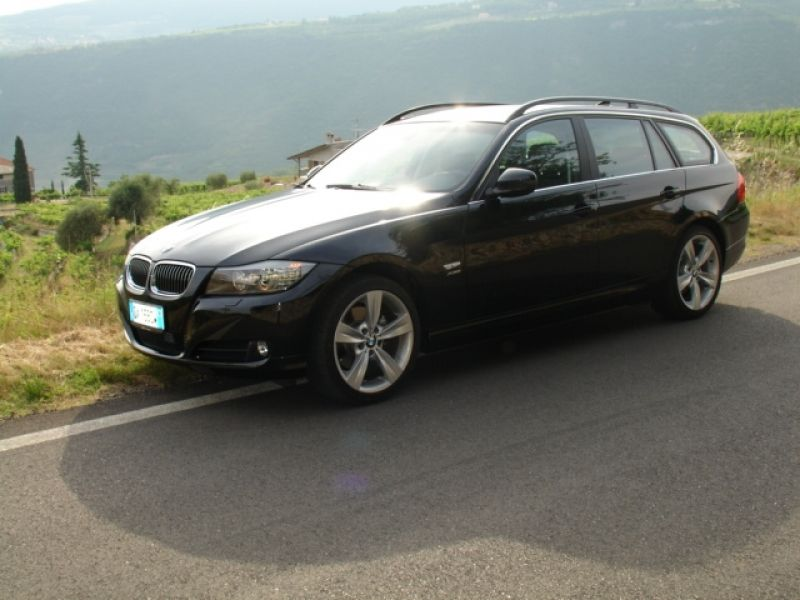 BMW 320D xDrive Touring Futura