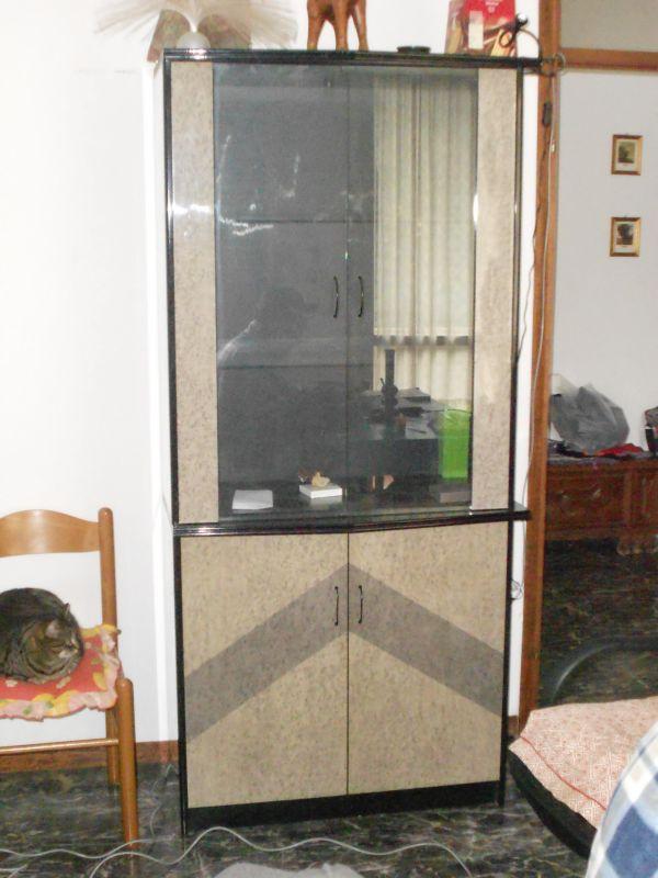 Mobile Vetrina X Sala O Cucina