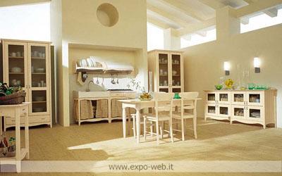 Valplana le cucine senza tempi da arredamenti expo web for Arredamenti d autore crotone