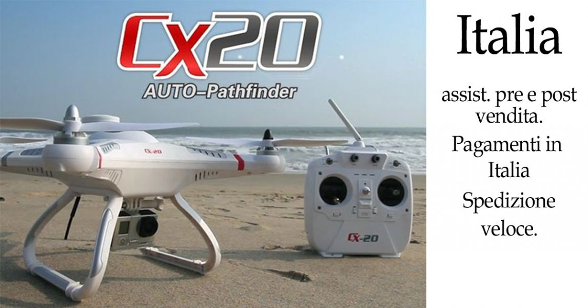 Drone Cheerson CX20-