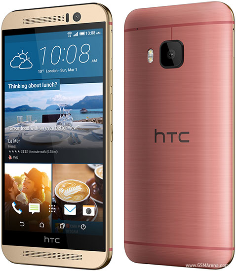 HTC One M9  430 euro Stock