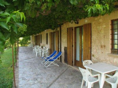 Casale carocci casa vacanza in valnerina parco nazionale for Affitti trapani arredati