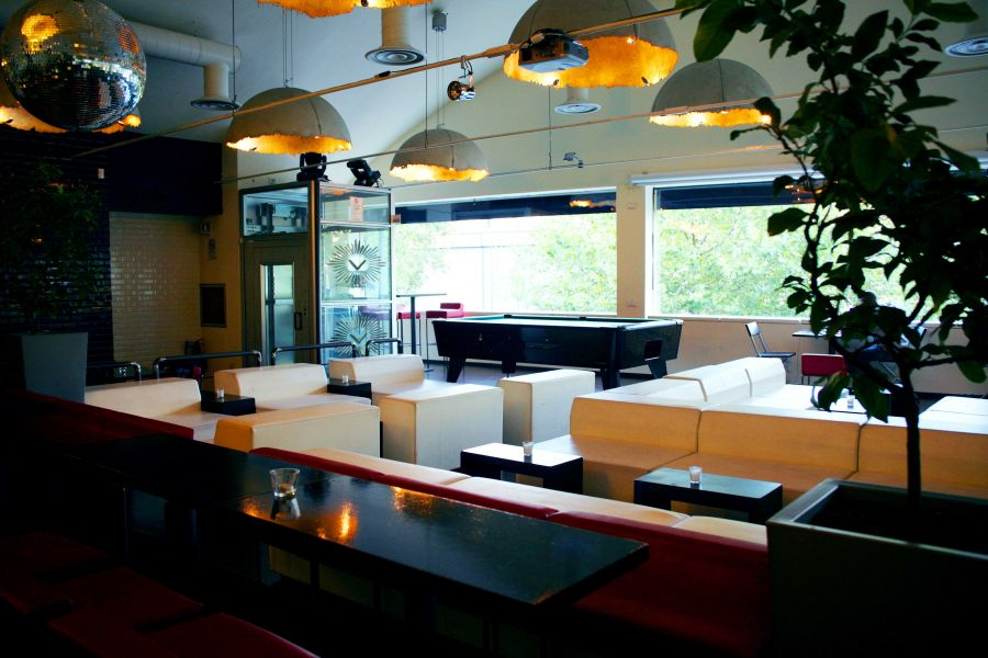Cedo ristorante lounge bar for Arredo bar nuoro prato sardo