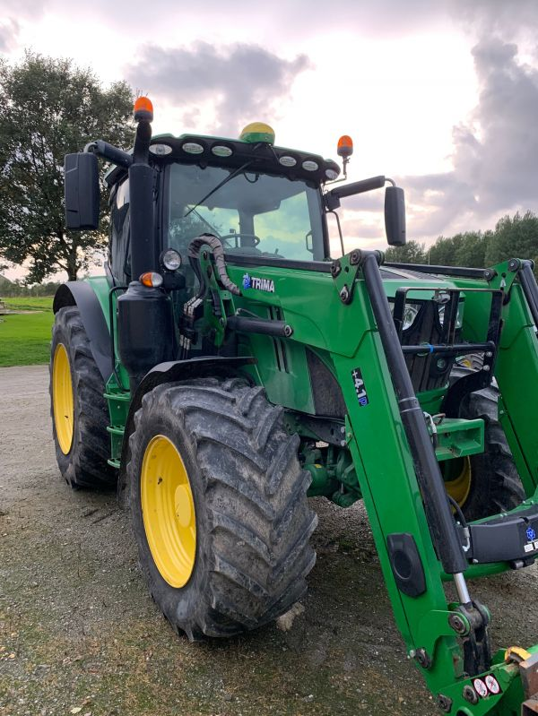 John Deere 6130r Ultimate Edition