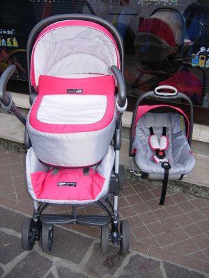 Usato per Bambini - Trio lettini passeggini vestitini e giochini