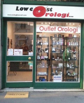 SEMPRE SCONTI da OROLOGI LOW COST Outlet