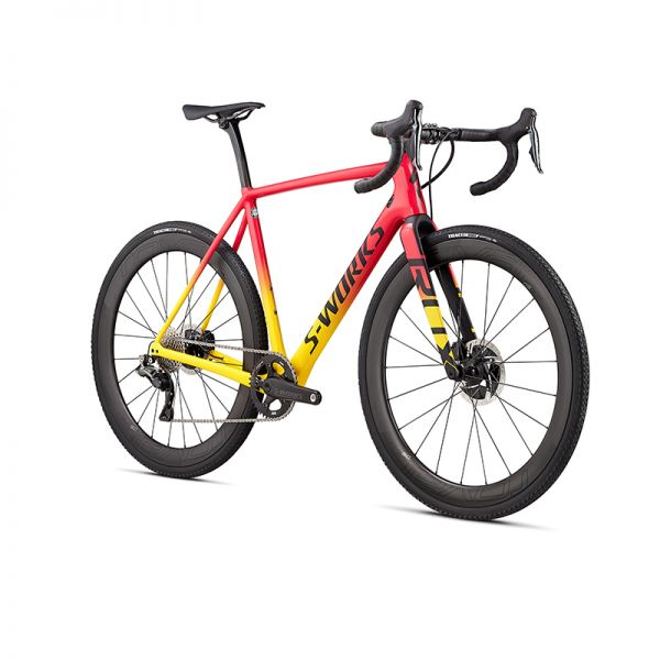 2020 Specialized S-Works Crux Road Bike (IndoRacycles)