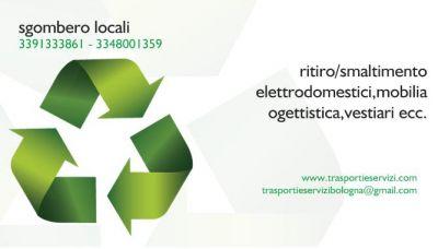 Sgombero locali 3391333861 for Mobilia sassari