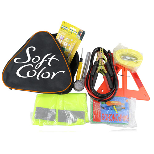 Wholesale Triangle Emergency Car Safety Kit from China