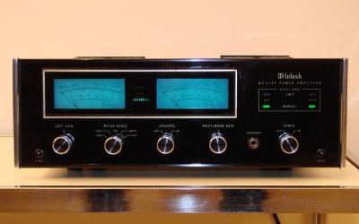 MCINTOSH MC2125 GLASS NUOVO, REVISIONATO, EURO 1650