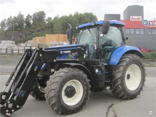 New Holland T7.210m