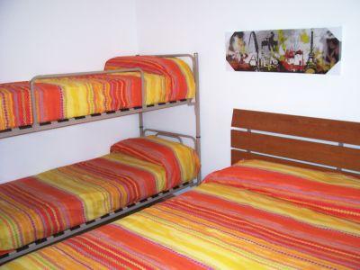 Grazioso monolocale 6 posti letto vicino al mare a cesenatico - Culla vicino al letto ...