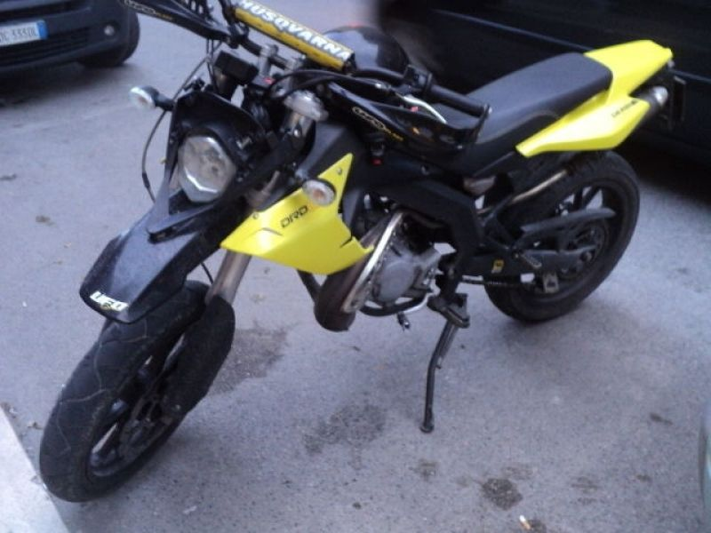 Derbi Senda Racer Dell 2011