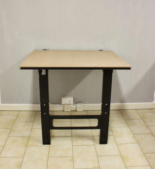 Banco o tavolo da lavoro pieghevole - Tavolo da lavoro pieghevole ...