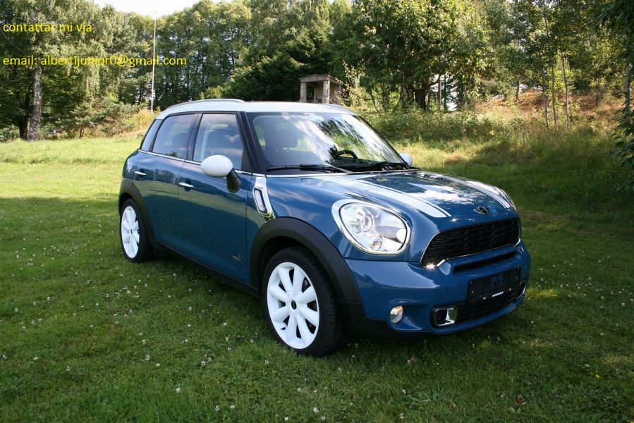 MINI All4 Countryman SD Navi