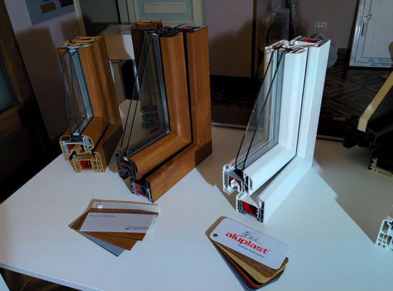 Offerta finestre in pvc a prezzi di fabbrica da finestrafacile for Infissi in pvc prezzi al mq