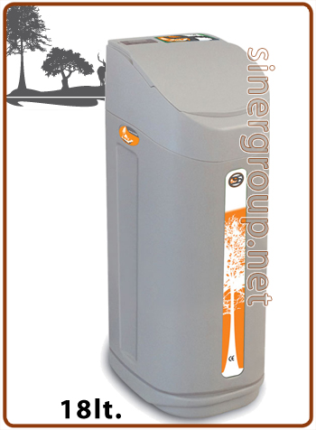 Dayton water softener (Reg. Metered-Time) 7slim - 12slim - 12,5 - 18slim - 18 - 30 lt. resin