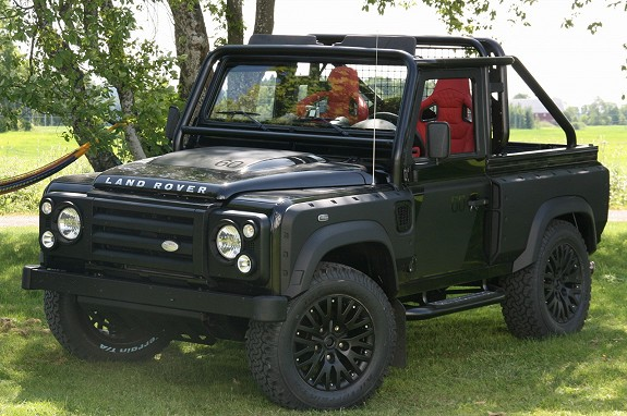 Land Rover Defender 90 SOFT