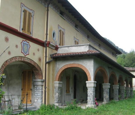ASSO (CO) - Villa d'Epoca