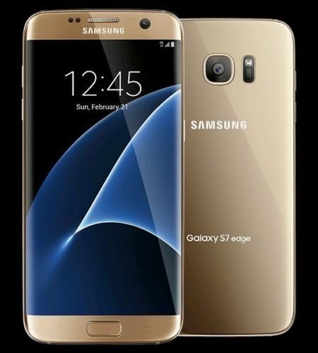 Samsung Galaxy S7 EDGE 32GB unico costo  450 euro