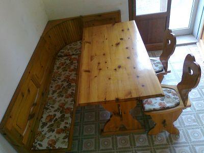 Arreda la tua tavernetta con mobili in legno di pino - Mobili in legno di pino ...