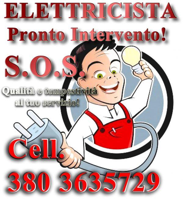 Elettricista pronto intervento 3803635729 sos elettricista - Elettricista modena pronto intervento ...