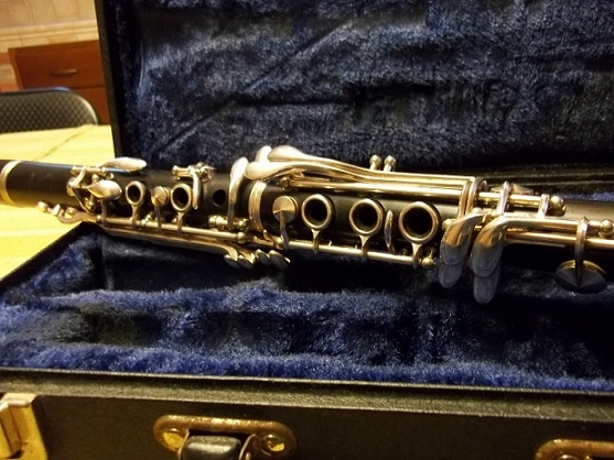 Clarinetto SIB NOBLE in ebano