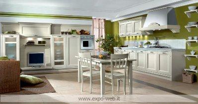 Arredo3 cucine classiche mod gioiosa a ottimi costi da for Cucina di esposizione svendite