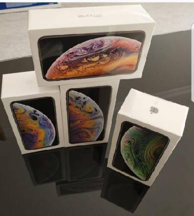 Apple iPhone XS Max, XS, X, XR