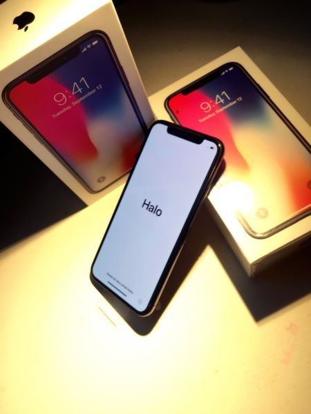 Stock Apple iPhone X Samsung S9 Plus PayPal e Bonifico e altri