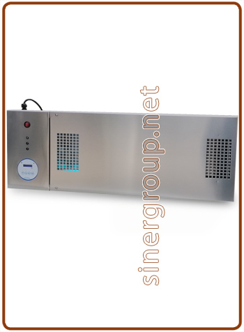 UV-Ozone system from 32W. to 117W. for air