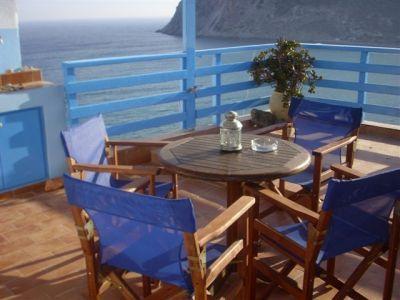 Grecia cicladi isola di milos affittasi studio apartamento for Affittasi studio