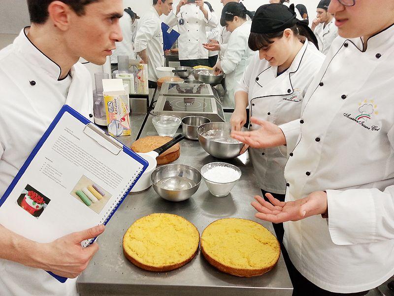 Corso di pasticcere professionista a empoli - Corso di cucina potenza ...