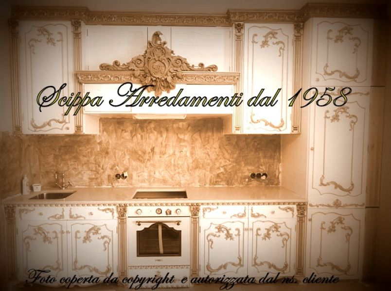 Awesome Cucina Stile Barocco Gallery - Home Interior Ideas ...