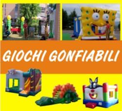 Noleggio giochi gonfiabili lazio for Gonfiabili pistoia
