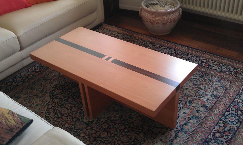 Tavoli bassi da salotto vari modelli in legno.