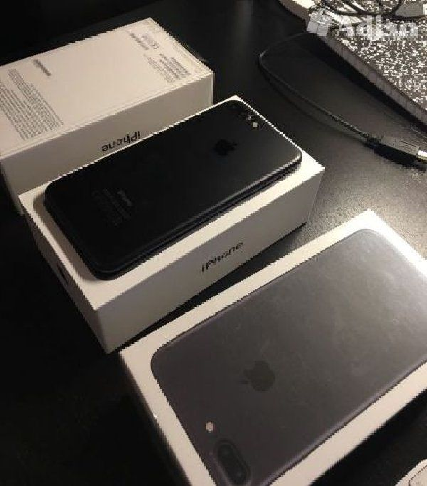 IPhone 7 32GB 400euro, iPhone 7 Plus 32GB 470euro