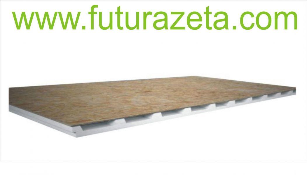 Pannelli per isolamento termico acustico for Pannelli polistirolo per soffitti leroy merlin