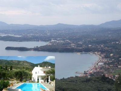 Grecia appartamenti in villa privata con piscina x 2 o 5 letti - Hotel con piscina privata grecia ...