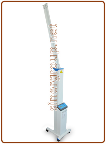 Trolley UV system from 60W. to 120W. for air