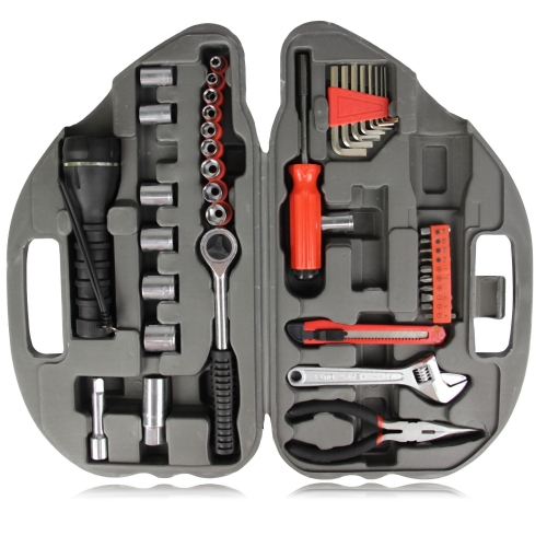 Wholesale 36-Piece Car Shaped Tool Kit from China