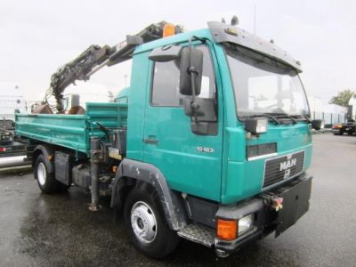 MAN 10.163 : CANTIERE / FORESTALE + NEVE