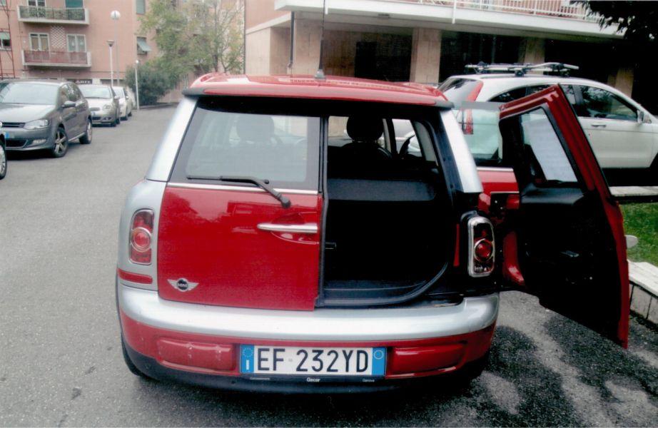 Mini Clubman 1600 7 Marce 5 Porte