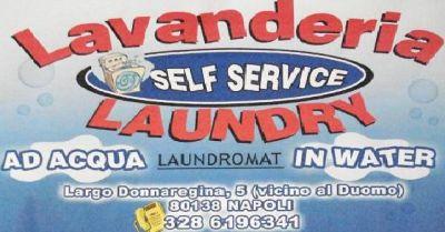 Lavanderia self service laundry a gettoni automatica for Lavanderia self service catania