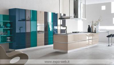 Salone del mobile di milano stosa cucine mod allegra 2012 for Stosa cucine verona